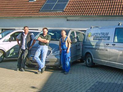 Ihre Solar, Heizung, Sanitär SmartHome Firma